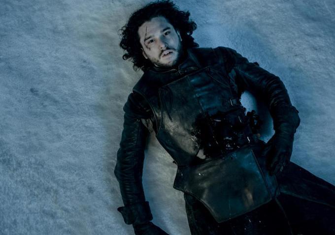 Jon Snow halott