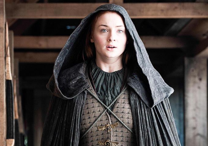 Sansa a Trónok harca utolsó részében