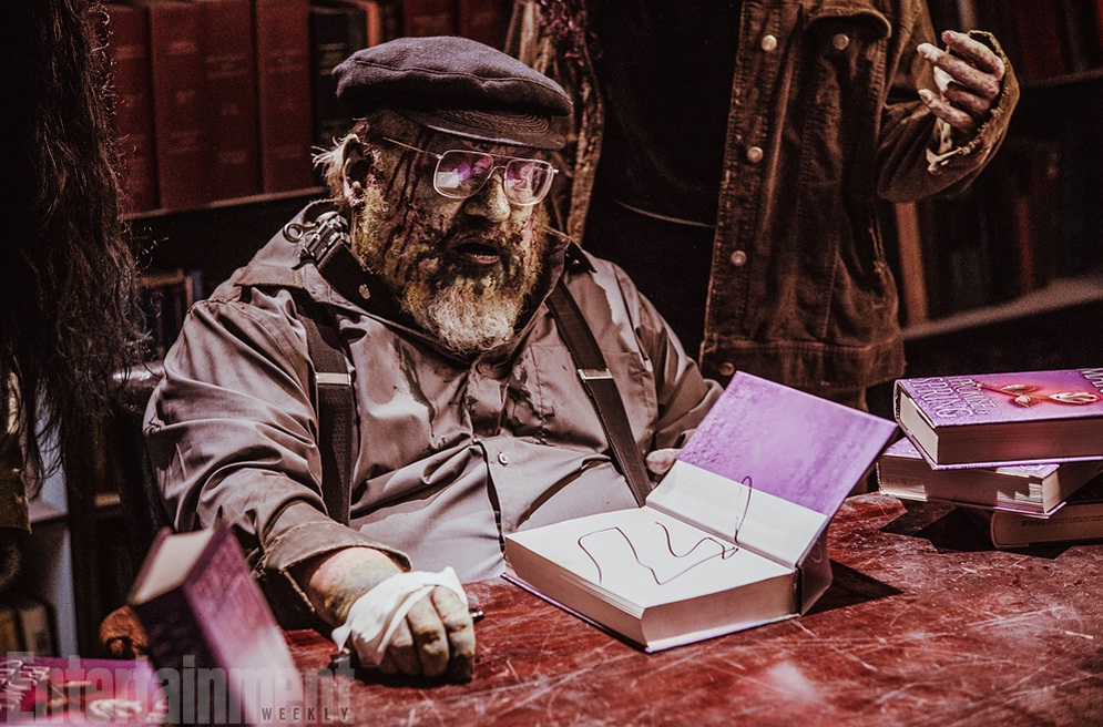 George RR Martin a Z Nation 2. évadában