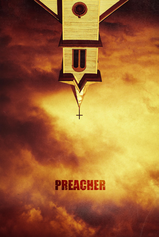 Preacher sorozat poszter