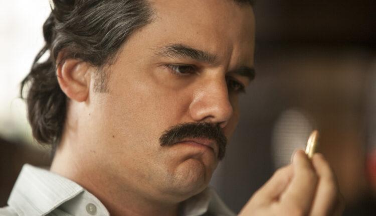 3 Pablo Escobar