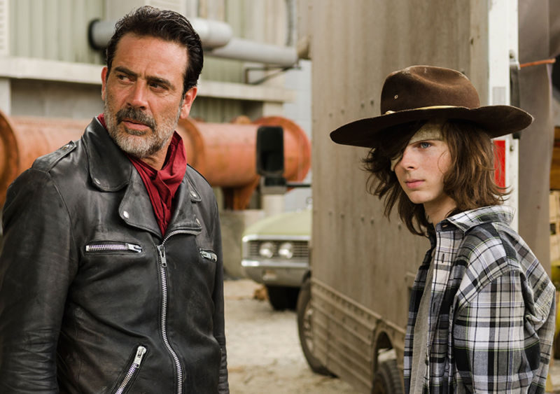 the-walking-dead-episode-707-carl-riggs-negan-morgan
