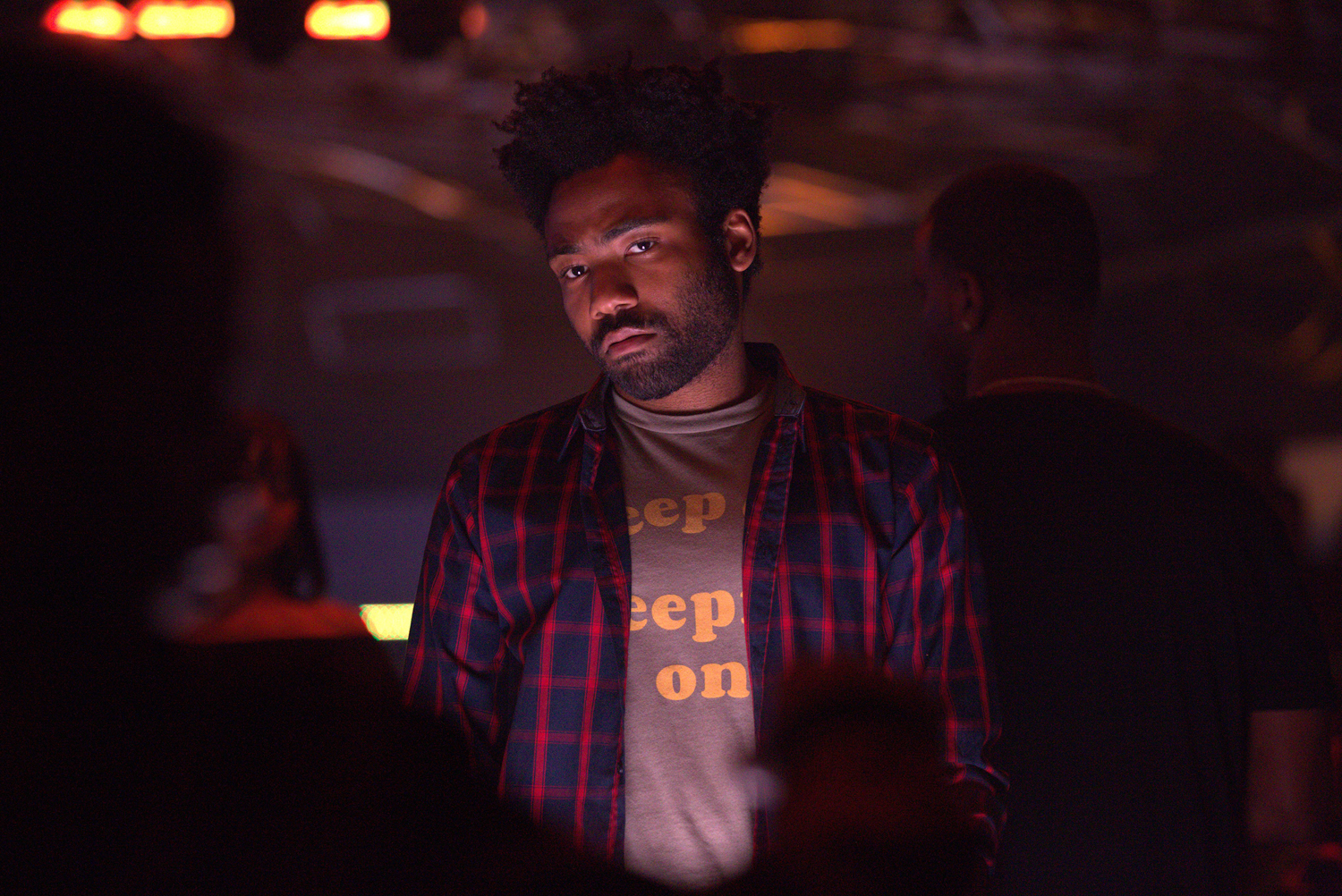 "ATLANTA -- ""The Club"" -- Episode 8 (Airs Tuesday, October 18, 10:00 pm e/p) Pictured: Donald Glover as Earnest Marks. CR: Quantrell D. Colbert/FX"