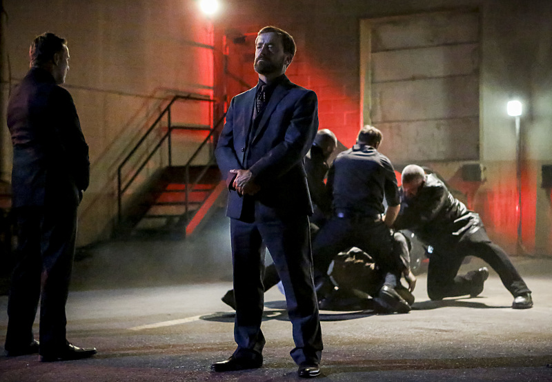 """Arrow -- """"Legacy"""" -- Image AR501d_0269b --- Pictured: David Nykl as Anatoly Knyazev -- Photo: Bettina Strauss/The CW -- © 2016 The CW Network, LLC. All Rights Reserved."""