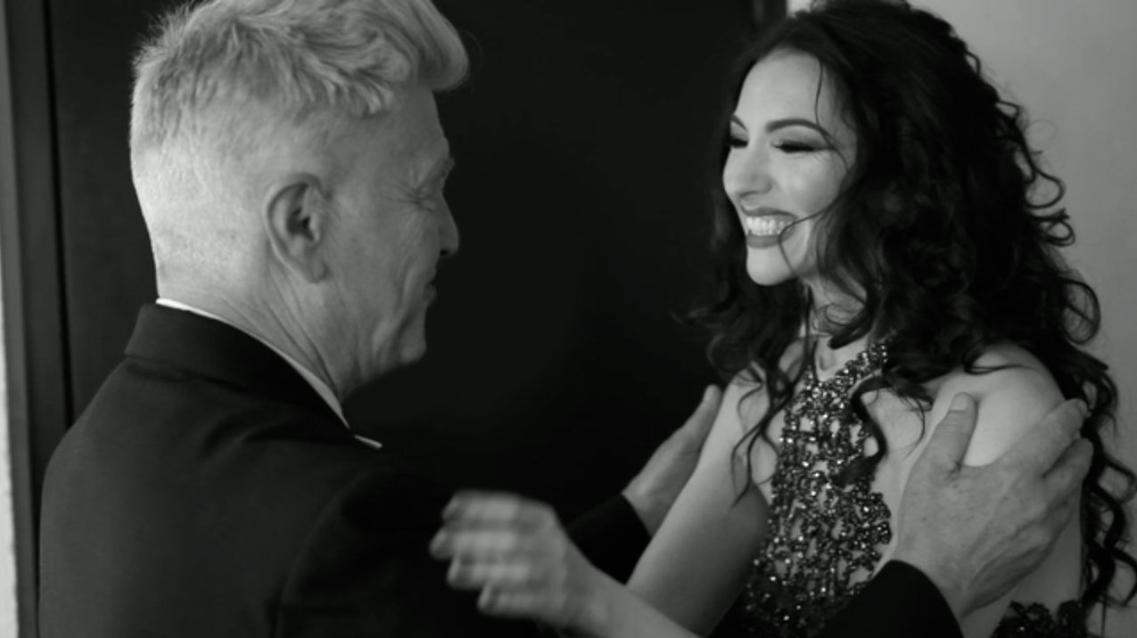 Chrysta Bell és David Lynch