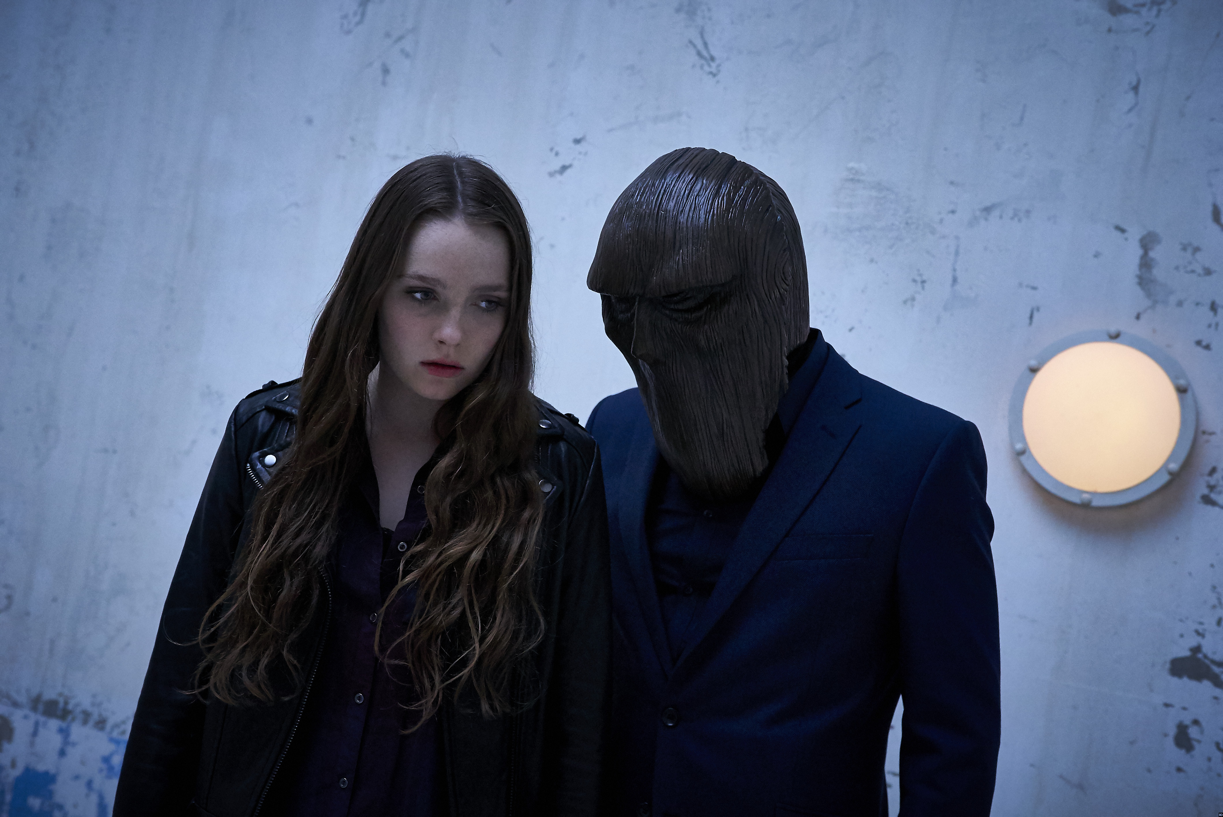 """CHANNEL ZERO: NO END HOUSE -- """"This Isn't Real"""" Episode 107 -- Pictured: (l-r) -- (Photo by: Allen Fraser/Syfy)"""