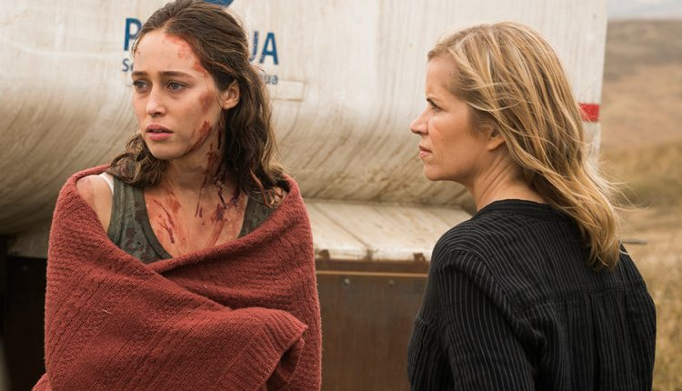 FEAR THE WALKING DEAD 3×13