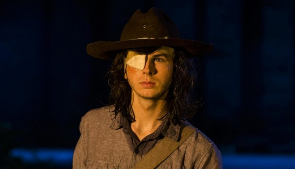 Chandler Riggs Carl