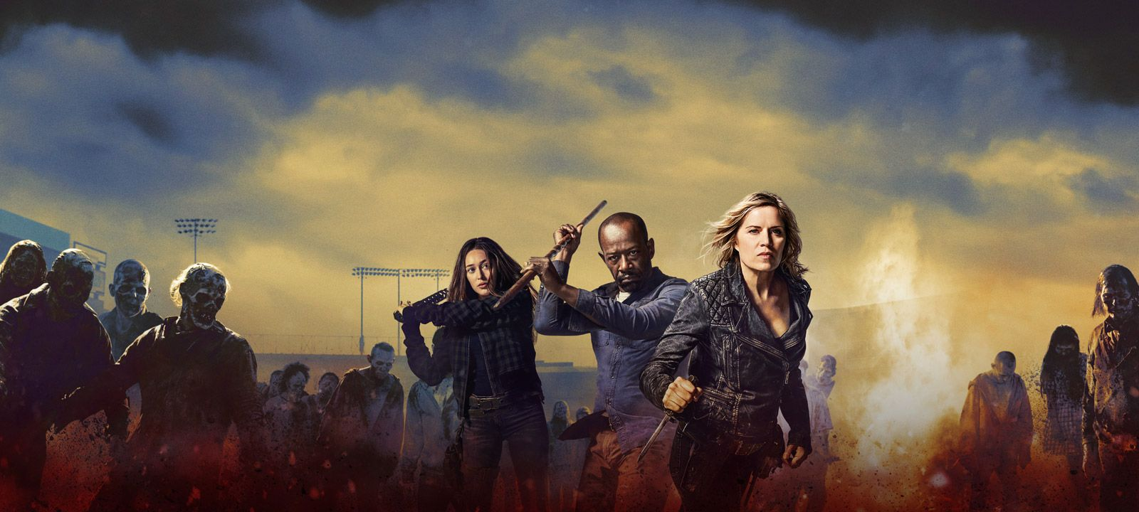Fear The Walking Dead Madison Morgan Alicia