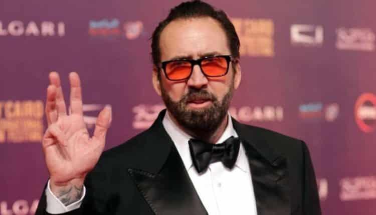 Nicolas Cage Vasember